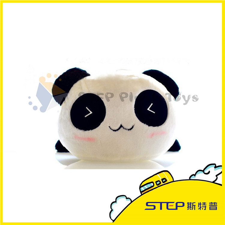 Lovely Design Plush Toy Panda for Crane Machines