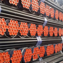 Erw mild steel seamless hollow section pipe for table