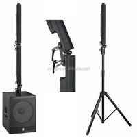 pa sound system + active speaker amplifier module + ceiling system