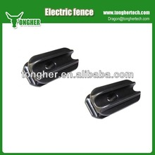 UV proof electric fence terminal insulator for wood poles