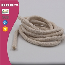 Factory Direct Sell 100% cotton braided rope