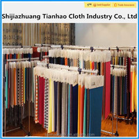 Factory supply manufacture and export high quality assured fabric for suit/curtain/clothing
