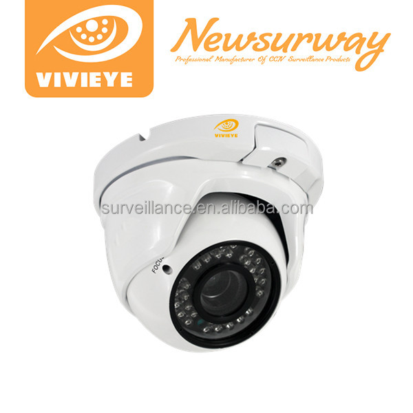 CCTV HD 1080P TVI Waterproof IR Dome Camera Sony IMX222 sensor