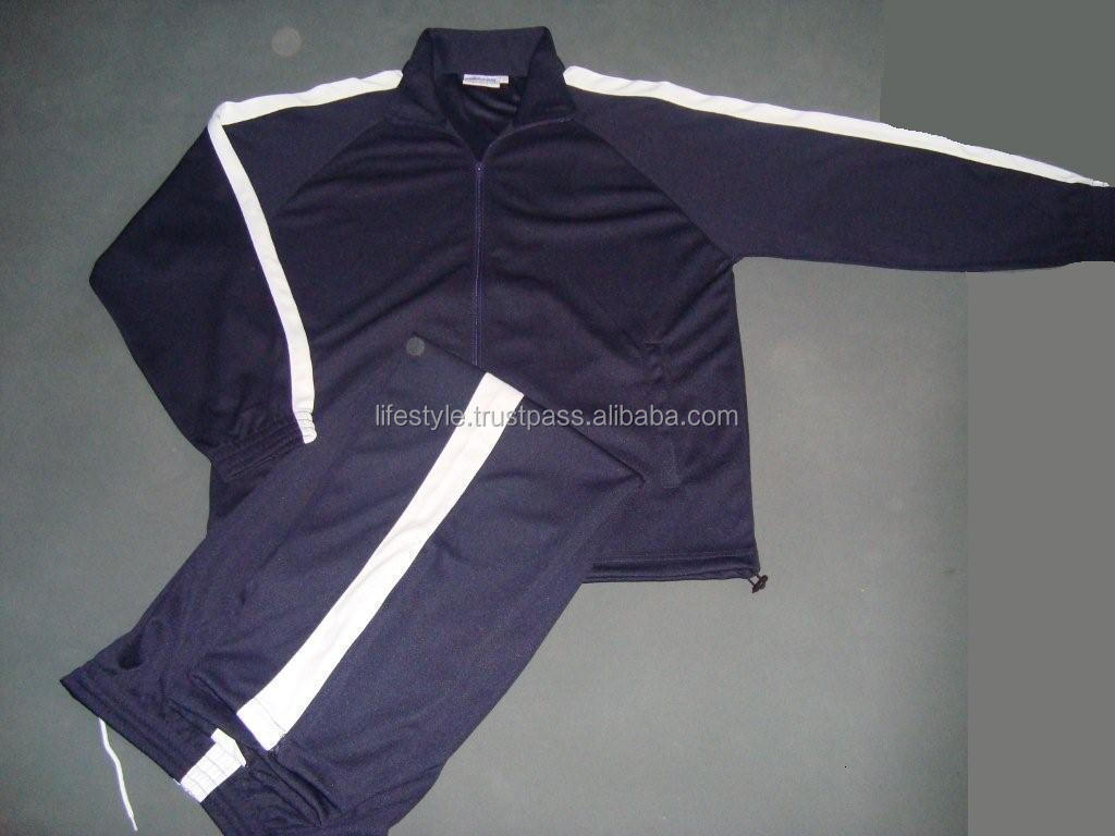 gym suits cotton track suit nylon track suit new design track su