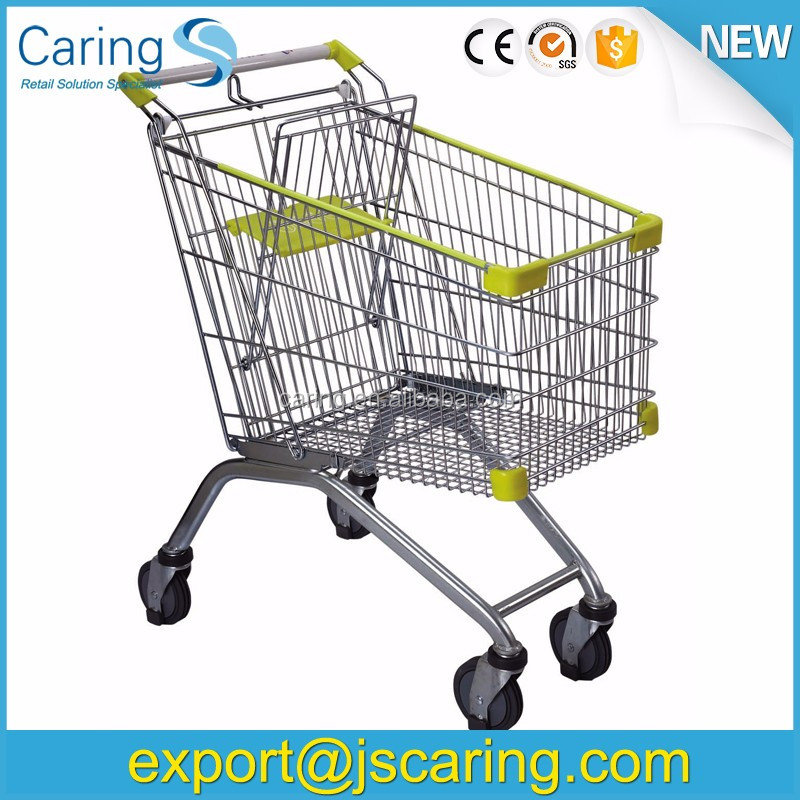 60-270 Liters Series Hypermarket Shopping Trolley
