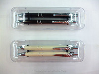 Gift Set, Heavy Metal Pen Set, Personal Pen And Pencil Set