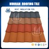 Windproof Interlocking Lightweight Decorative Double Roman Roof Tiles Prices