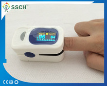 Hot wholesale jumper digital fingertip pulse oximeter