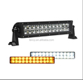 "13.5 Inch LED Work Light Bar/Mining Bar (KF-WP72D,13.5"") 72W,Double Color,Amber & White"
