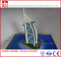 Dubai Architechtural Model maker