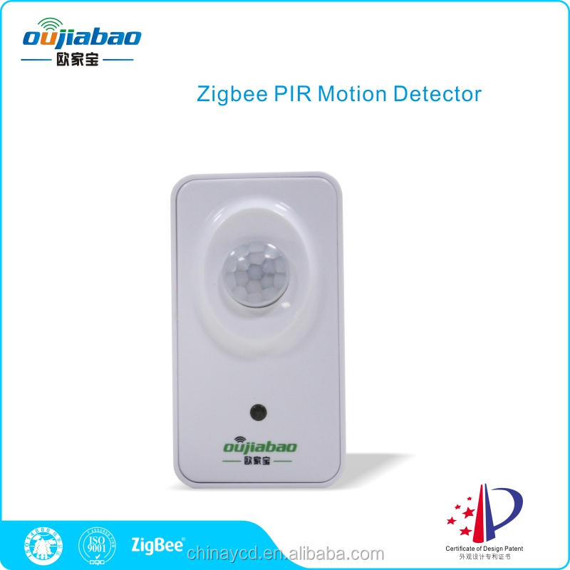 zigbee smart home device ZHA1.2 PIR motion sensor alarm for anti-theft