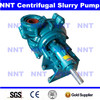 Heavy Duty Centrifugal Minerals Slurry Pumps