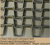 Durable great wall shape conveyor belt stainless steel plank joint conveyor belt