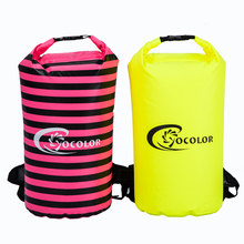 New fashion waterproof dry bag for hiking travelling camping