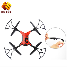 2018 New arrival Easy fly Gravity Remote Control Quadcopter Drone toys for kids
