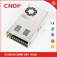 110-240v DC 24V Universal Regulated 350w Switching Power Supply For LED Strip / CCTV