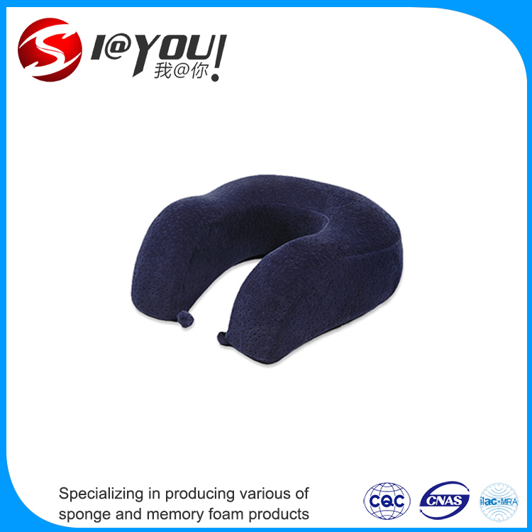 2015 Hot selling custom travel kit eye mask neck pillow
