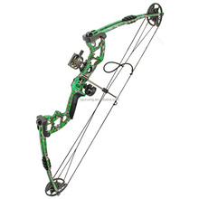 M131 new Arrival hunting archery compound bow for fishing low price blue/black/green color