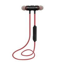 Metal Bluetooth Earphone Headset Bluetooth Stereo