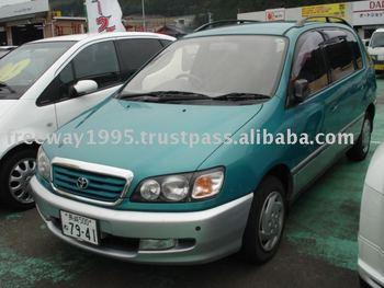 1997 Used Japanese Vehicles Toyota Ipsum Rhd 64 800km
