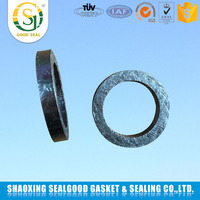 Hot Sale Suppliers Graphite Gland Packing Seals Ring
