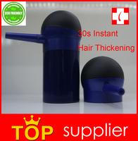 FULLY hair fiber natural ingredient of HALAL certificate