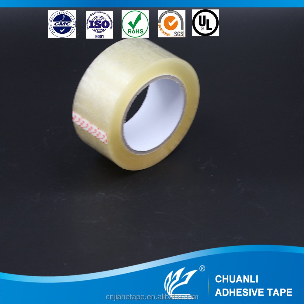 cardboard box sealing bopp translucent tape