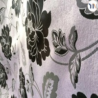 2015 hot sale jacquard design, jacquard blackout curtain fabric for African curtains, African jacquard fabric Hangzhou supplier