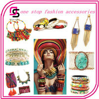 Fashion Jewelry and Accessories 3rd party audited supplier