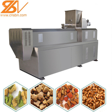 Hot Sale Automatic Dry Pet Dog food making machine