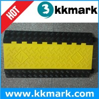 flexible cable ramp/rubber cable ramp for floor/cable ramp for outdoor