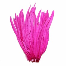 PM-1108 hot sale Wedding decoration mitucolor rooster feather