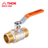 TMOK High Quality Low-cost Industries Brass Ball Valves