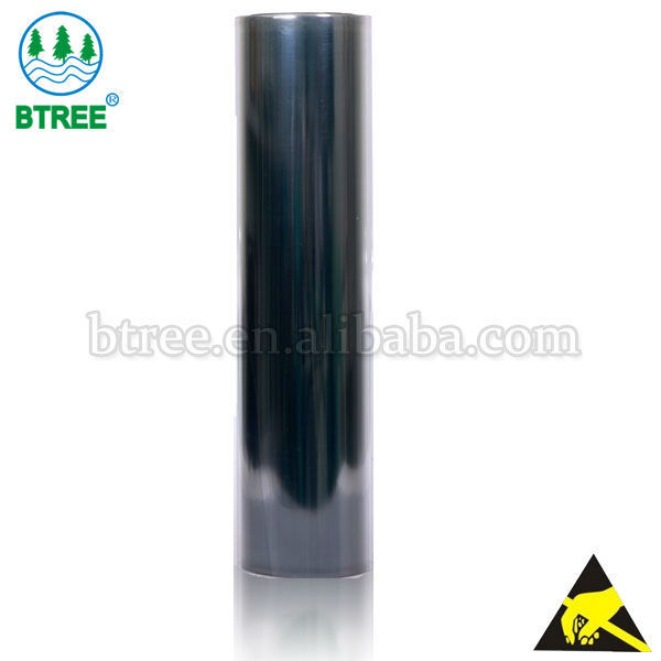 Btree APET Plastic Sheet In Roll