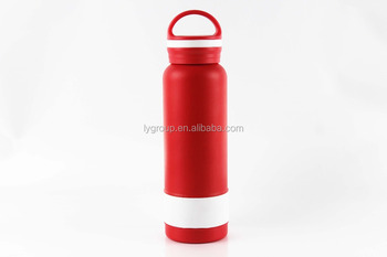 27oz Hydro Stainless Steel Insulated Water Bottle,Double Wall Vacuum Thermos Flask,SS18/8 wide mouthwater bottle with handle cap