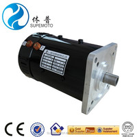 4kw 48v electric car/carrier/sweeper dc motor