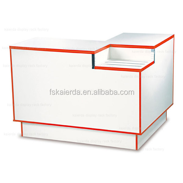 New Products 2014 Supermarket Cash Counter/Supermarket Checkout Cash Counter