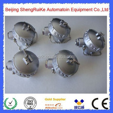 Industry temperature sensor aluminum thermocouple head