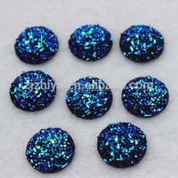 round 12mm natural gemstome wholesale druzy beads