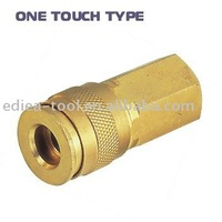 Quick coupler USA TYPE EDU3-(2-4)SF Air Tool Coupling