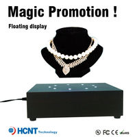 High Quality levitation Display Stand/ jewelry display showcase