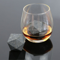 Reusable soapstone whisky stone