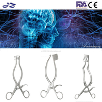 Medical Surgical Instruments Z Style Brain