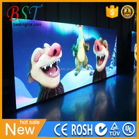 Full Color Tube Chip Color and Semi-outdoor Usage flexible led curtain price