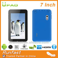 Cheapest dual core 7 inch andriod tablet pc MID