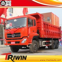 292HP 6x4 super 10 dump truck dong feng for sale in philippines
