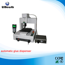 2016 new LY-221 automatic glue dispenser 3 axis mobile frame glue dispensing works 110V/220V