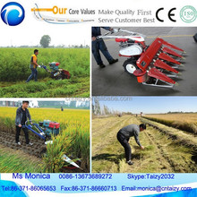 raspberry harvester/mini rice harvester/wheat cutter mini harvester