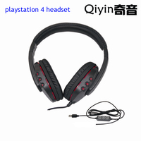 Stereo Gaming Headset With Microphone for PS3/PS4/Xbox360/PC