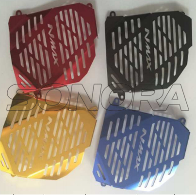 N-MAX for YAMAHA N-MAX CNC WATER TANK COVER Yellow High Quality